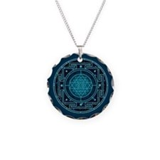 Starry Sky Yantra Necklace