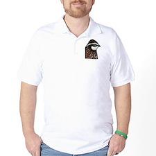 Bobwhite Quail Head T-Shirt