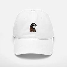 Bobwhite Quail Head Baseball Baseball Cap