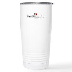 I Heart NYWIFT/WFPF Travel Mug