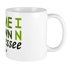 'Home Grown In Tennessee' Mug