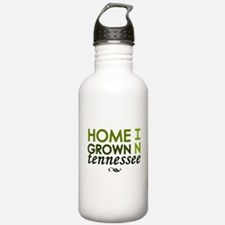 'Home Grown In Tennessee' Water Bottle