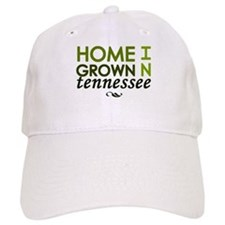 'Home Grown In Tennessee' Baseball Cap