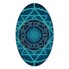 Starry Sky Yantra Decal