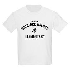 Sherlock Holmes Elementary T-Shirt