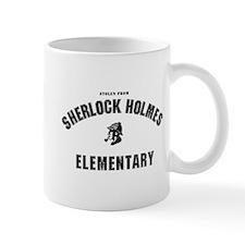 Sherlock Holmes Elementary Mug