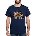 Independent California Dark T-Shirt (Red)