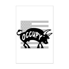 Occupy Bull Posters