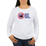 Dont copy that floppy Women's Long Sleeve T-Shirt
