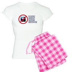 Dont copy that floppy Pajamas