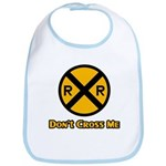 Dont cross me Bib