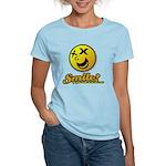 Shocking Smiley Women's Light T-Shirt