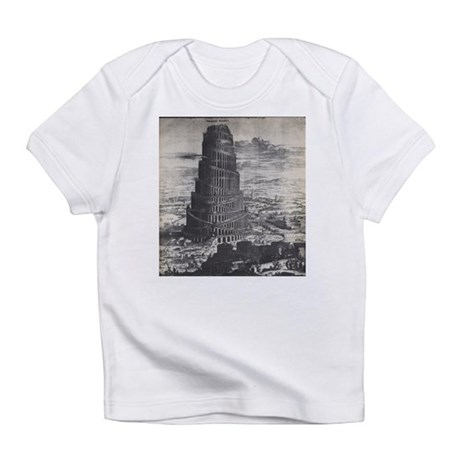 Ancient Tower of Babel Infant T-Shirt