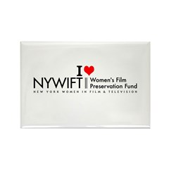 I Heart NYWIFT/WFPF Magnet (10 pack)
