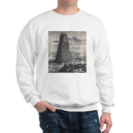 Ancient Tower of Babel Sweatshirt