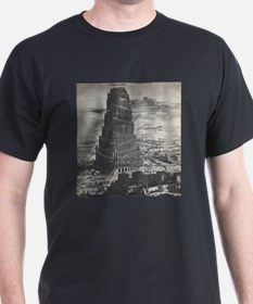 Ancient Tower of Babel T-Shirt