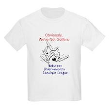 Suburban Underachievers T-Shirt
