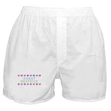 Sweet BEATRICE Boxer Shorts