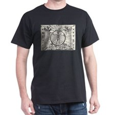 Alchemical Astrology Man T-Shirt