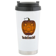 You Don't Know Jack! Stainless Steel Travel Mug