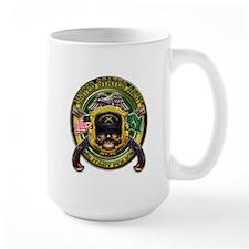 US Army MP Military Police Sk Mug