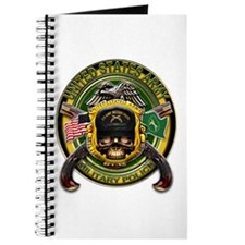 US Army MP Military Police Sk Journal