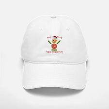 Merry Vegan Christmas Baseball Baseball Cap