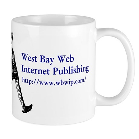 West Bay Web Coffee Mug