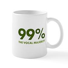 Vocal Majority (green) Mug