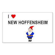 New Hoffensheim - King of the Hill Decal