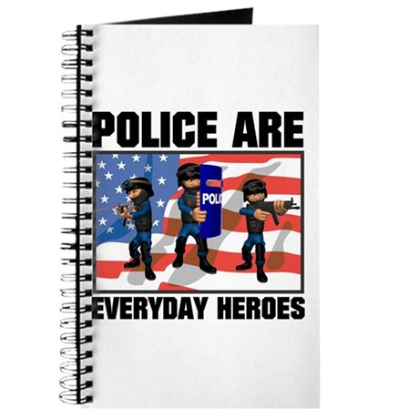 Police are Heroes Journal