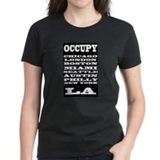 OCCUPY ALL OVER Tee