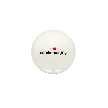 I * Candlemaking Mini Button