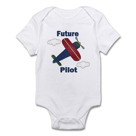 Future Pilot Infant Creeper