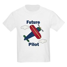 Future Pilot Kids T-Shirt