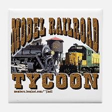 Model Railroad Tycoon - Tile Coaster