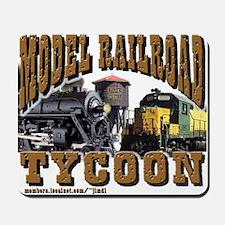 Model Railroad Tycoon - Mousepad