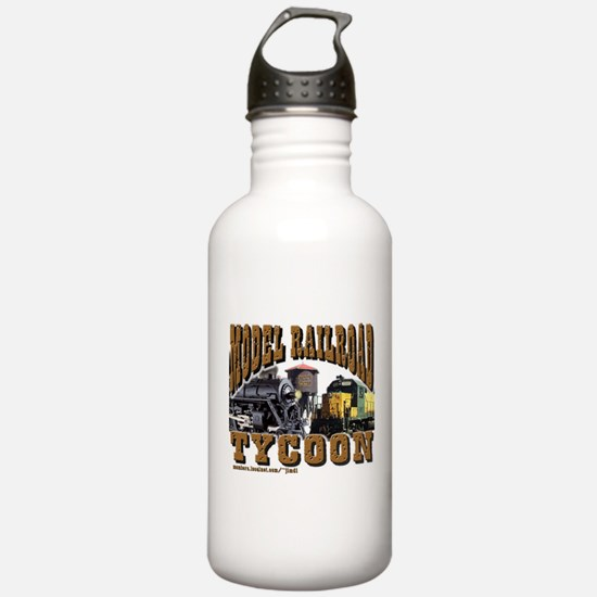 Model Railroad Tycoon - Water Bottle