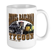 Model Railroad Tycoon - Mug