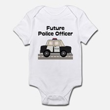 Future Police Officer Infant Creeper