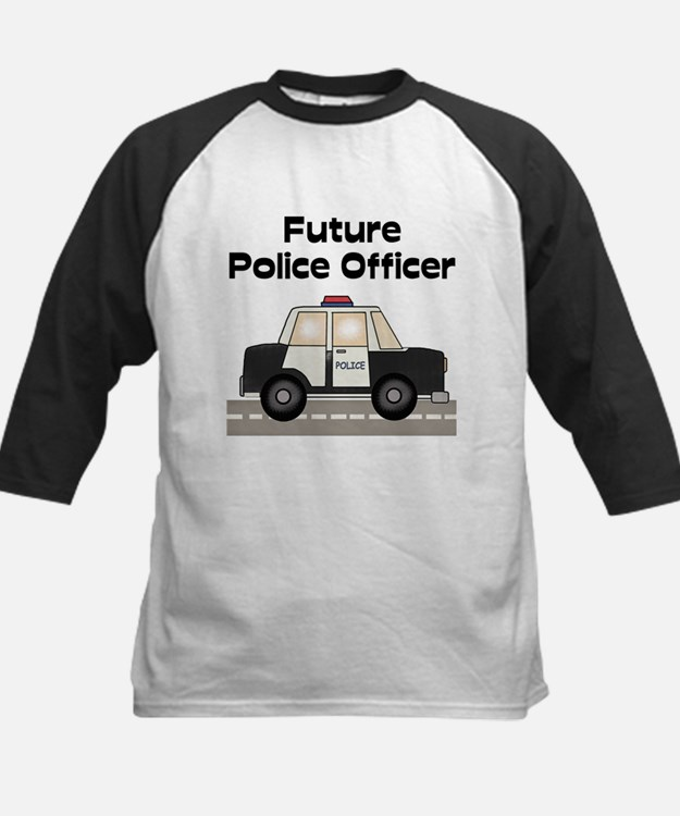 Future Police Officer Tee