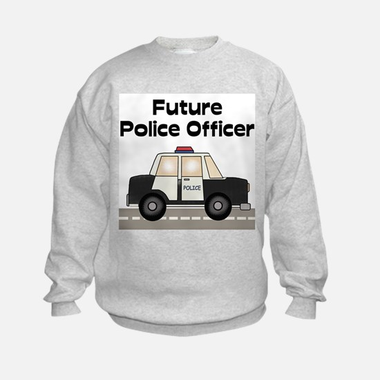 Future Police Officer Jumpers