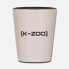 K-ZOO Shot Glass