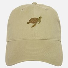 Sea Turtle Baseball Baseball Cap