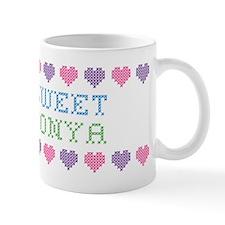 Sweet TONYA Mug