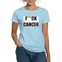eff cancer Women's Light T-Shirt