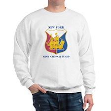 DUI-NEW YORK ANG WITH TEXT Sweatshirt