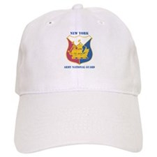 DUI-NEW YORK ANG WITH TEXT Baseball Cap
