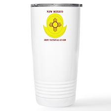 DUI-NEW MEXICO ANG WITH TEXT Travel Mug