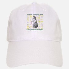 Can't You Read: Beardie Baseball Baseball Cap